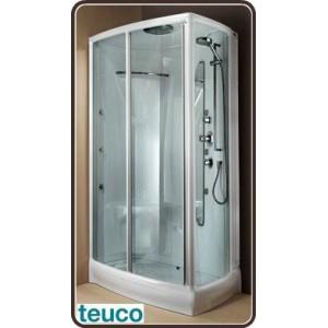 Pavimenti rivestimenti accessori per il bagno prodotti per l arredo giardino sistemi di - Cabine doccia multifunzione teuco ...
