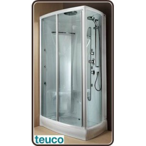 Teuco vasche infissi del bagno in bagno - Cabine doccia teuco ...