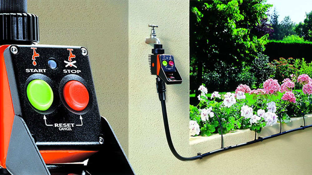 Beautiful Irrigazione Automatica Terrazzo Pictures - Design Trends ...