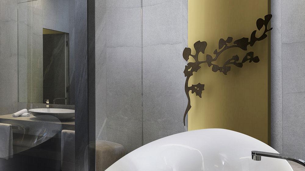 Radiatori e termoarredo pavimenti rivestimenti accessori per il bagno prodotti per l 39 arredo - Radiatori bagno orizzontali ...