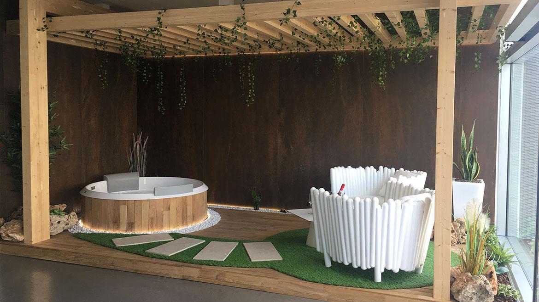 Pavimenti rivestimenti prodotti per l 39 edilizia for Soluzioni per sistemazione giardino
